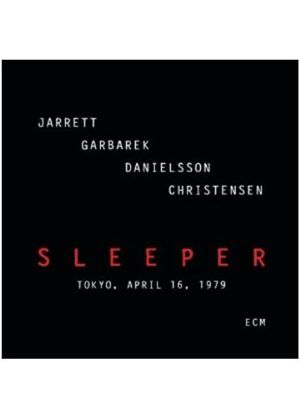 Jan Garbarek - Sleeper (Tokyo, April 16th, 1979) (Music CD)