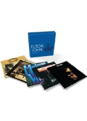 Elton John - Classic Album Selection (Box Set) (Music CD)