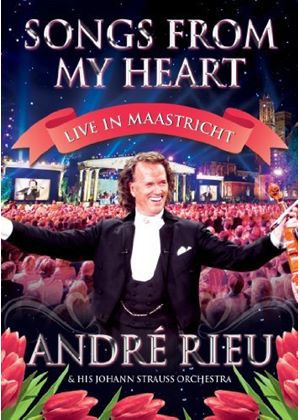 Andre Rieu - Songs From My Heart [DVD]