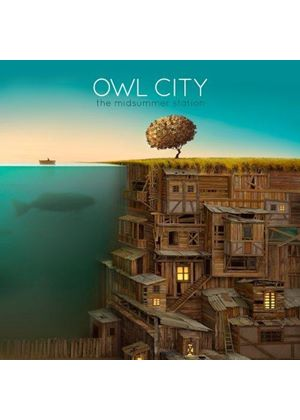 Owl City - Midsummer Station (Music CD)