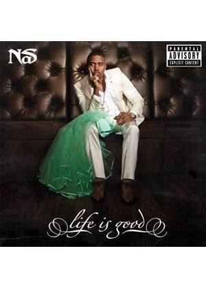 Nas - Life is Good (Parental Advisory) [PA] (Deluxe Edition) (Music CD)