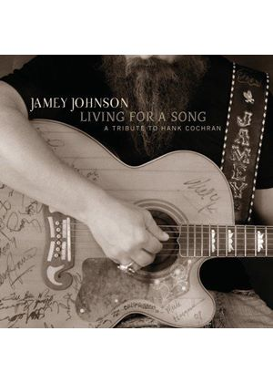 Jamey Johnson - Living for a Song (A Tribute to Hank Cochran) (Music CD)