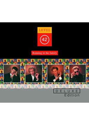 Level 42 - Running In The Family (25th Anniversary Deluxe Edition) (Music CD)