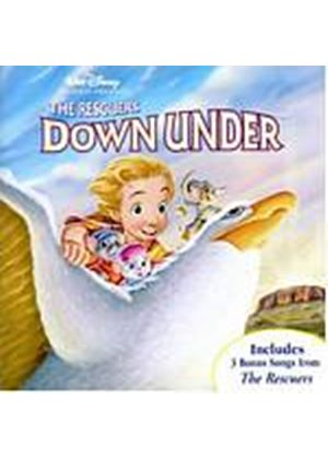Original Soundtrack - Rescuers Down Under (Music CD)