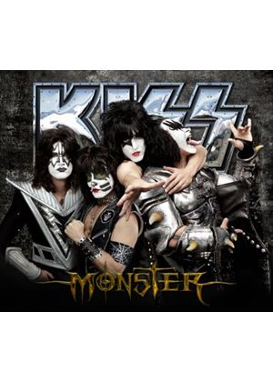 Kiss - Monster (Music CD)