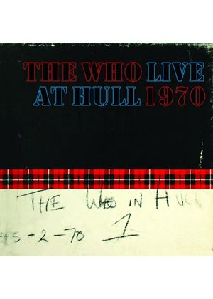 The Who - Live At Hull (Deluxe Edition) (Music CD)