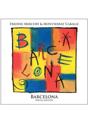 Freddie Mercury - Barcelona (Special Edition) (Music CD)