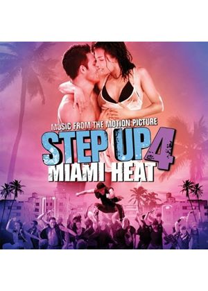 Various Artists - Music From the Motion Picture Step Up 4 - Miami Heat (Music CD)