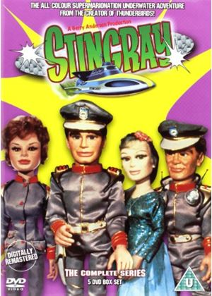 Stingray: The Complete Series (1964)