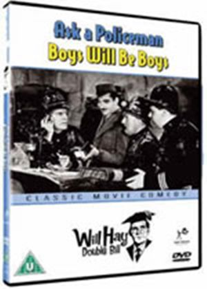 Will Hay - Ask A Policeman / Boys Will Be Boys