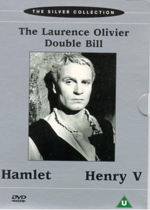Laurence Olivier Two Discs Box Set DVD (Hamlet and Henry V)