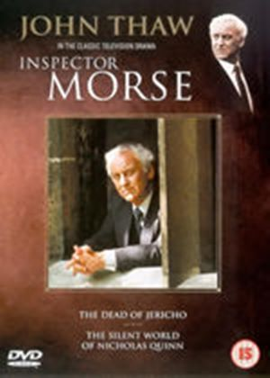 Inspector Morse - Pack 1 - The Dead Of Jericho / The Silent World Of Nicholas Quinn (Two Discs)