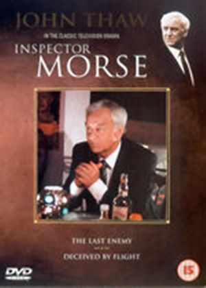 Inspector Morse - Pack 5 - The Last Enemy / Deceived By The Flight (Two Discs)