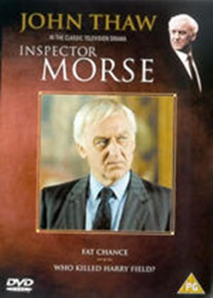 Inspector Morse - Pack 9 - Fat Chance / Who Killed Harry Field (Two Discs)