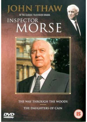 Inspector Morse - Pack 15 - The Daughters Of Cain / Way Through The Woods (Two Discs)