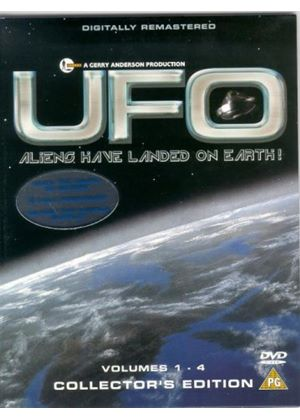 UFO - Volumes 1-4 Collector's Edition
