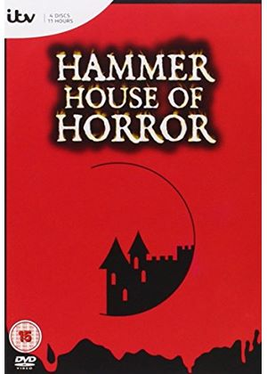 Hammer House Of Horror - Complete (Four Discs)