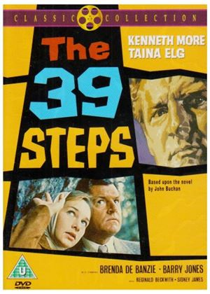 The Thirty Nine Steps [1959]