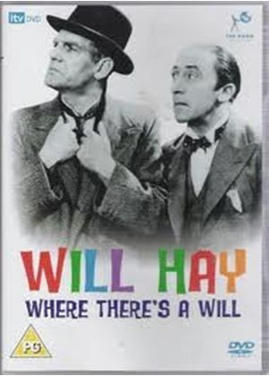 Will Hay - Where Theres a Will