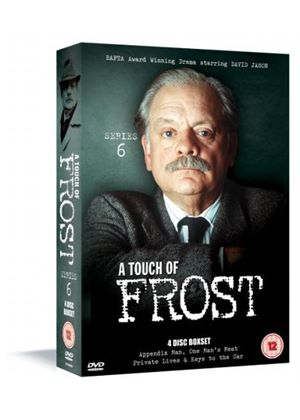 Touch Of Frost, A - Series 6 (Four Discs)