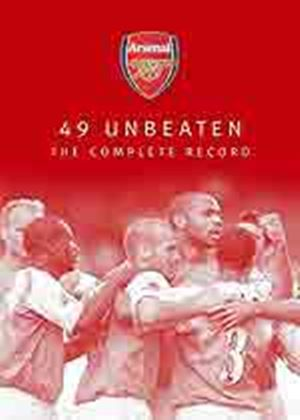 Arsenal - 49 - The Complete Unbeaten Run
