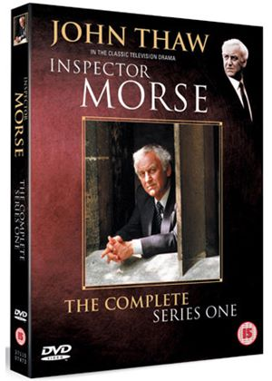 Inspector Morse: Series 1 (Box Set) (1986)