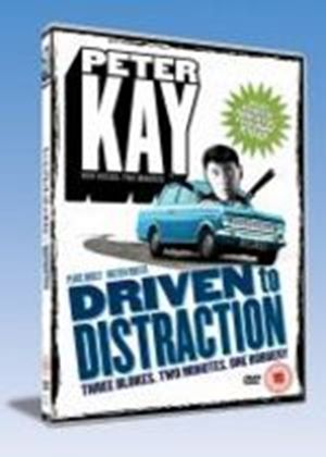 Peter Kay - The Getaway Driver (Driven To Distraction)