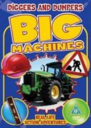 Big Machines 1 - Diggers And Dumpers