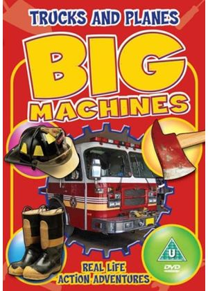 Big Machines 2 - Trucks And Planes