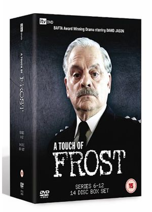 Touch Of Frost - Series 6 - 12 - Complete, A (Fourteen Discs) (Box Set)