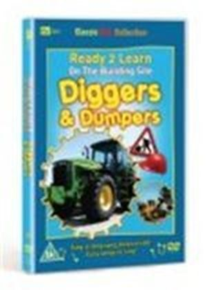 Ready 2 Learn - Diggers And Dumpers
