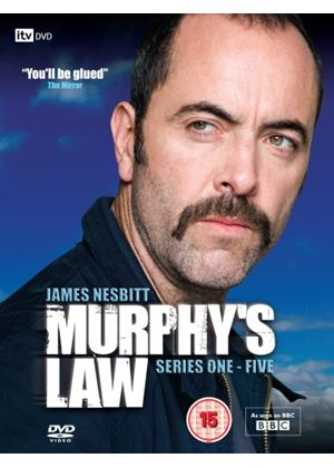 Murphys Law - Series 1-5 - Complete