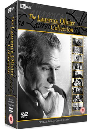 Laurence Olivier Collection (10 Disc includes Richard III, Henry V, Boys From Brazil, Jazz Singer + More)