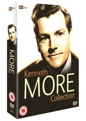 Kenneth More Collection CHANCE OF A LIFETIME/GENEVIEVE/A NIGHT TO REMEMBER/NORTH WEST FRONTIER/REACH FOR THE SKY.