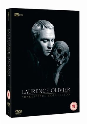 Laurence Olivier Shakespeare Collection (King Lear, Henry V, Hamlet, Merchant of Venice, Richard III and As You Like It)