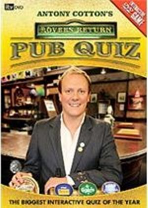 Antony Cottons Rovers Return Pub Quiz (DVDi)
