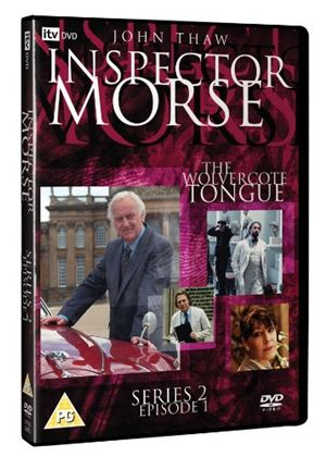 Inspector Morse - The Wolvercote Tongue