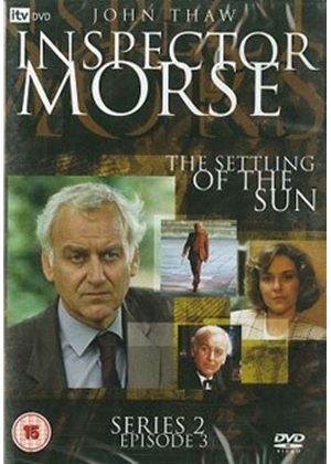 Inspector Morse - The Settling Of The Sun