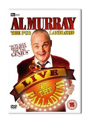 Al Murray - The Pub Landlord - Live At The Palladium