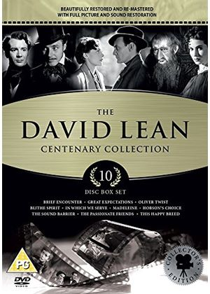 David Lean Centenary Collection