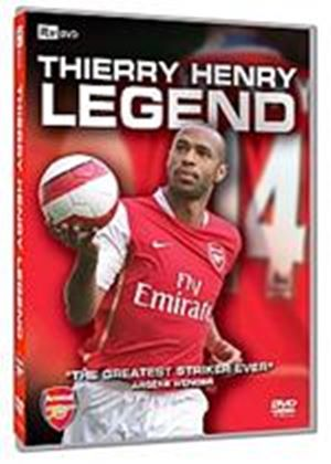 Arsenal FC - Thierry Henry - Legend