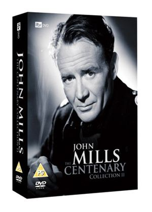 John Mills Collection -CAR OF DREAMS/ FOREVER ENGLAND/THE WAY TO THE STARS/THE LONG MEMORY/ABOVE US THE WAVES/THE VICIOUS CIRCLE/TIGER BAY