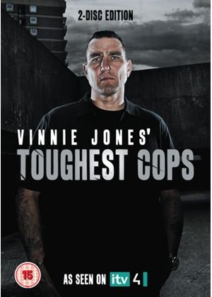 Vinnie Jones Toughest Cop
