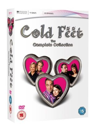 Cold Feet - The Complete Collection (11DVD)