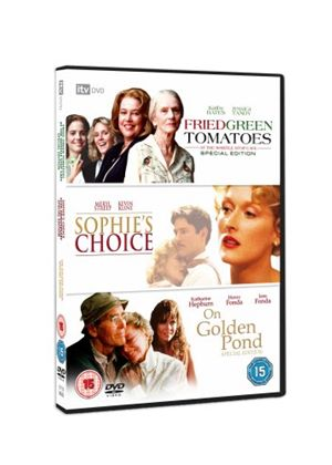Classic Films Triple - On Golden Pond / Fried Green Tomatoes / Sophie's Choice