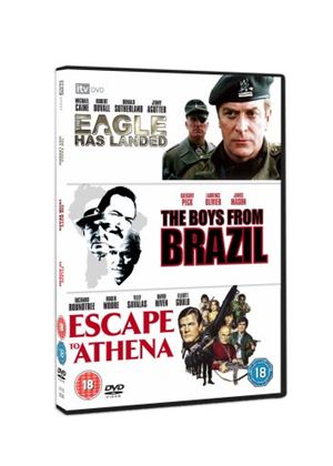 Classic Films Triple - The Boys From Brazil / The Eagle Has Landed / Escape To Athena
