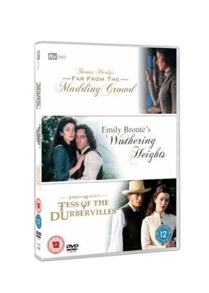 Tv Adaptations Triple - Wuthering Heights / Far From The Madding Crowd / Tess Of The D'urbervilles
