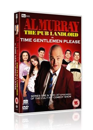 Al Murray - Time Gentlemen Please - Complete Series
