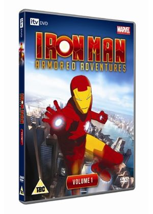 Iron Man: Armoured Adventures - Vol. 1