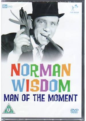 Norman Wisdom - Man of the Moment